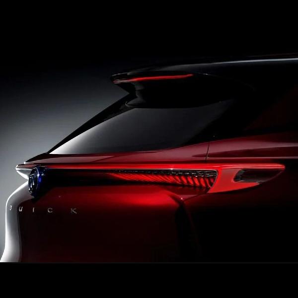 Enspire, SUV Listrik Buick untuk Pasar Tiongkok