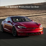 Butuh Software yang Tepat, Kecepatan Tesla Model S Plaid Bisa Capai 322 Km/Jam