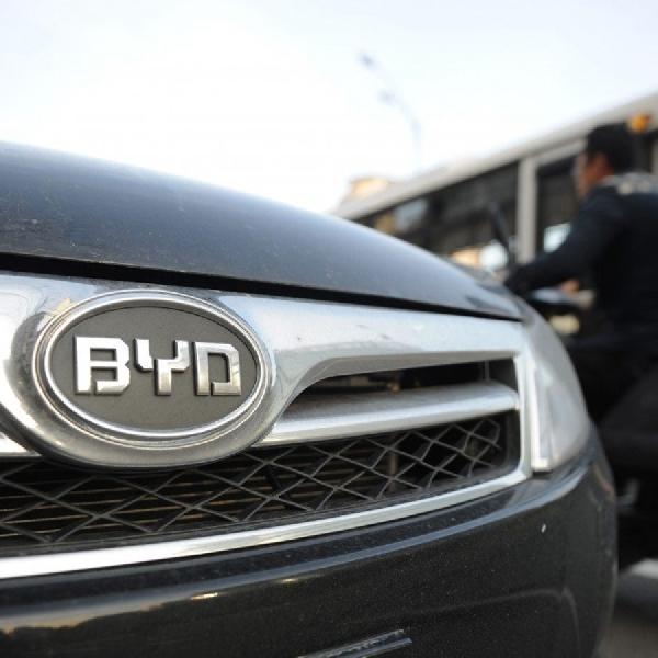 BYD Bikin Pabrik Baru, Klaim Sebagai Pabrik Terbesar di Dunia
