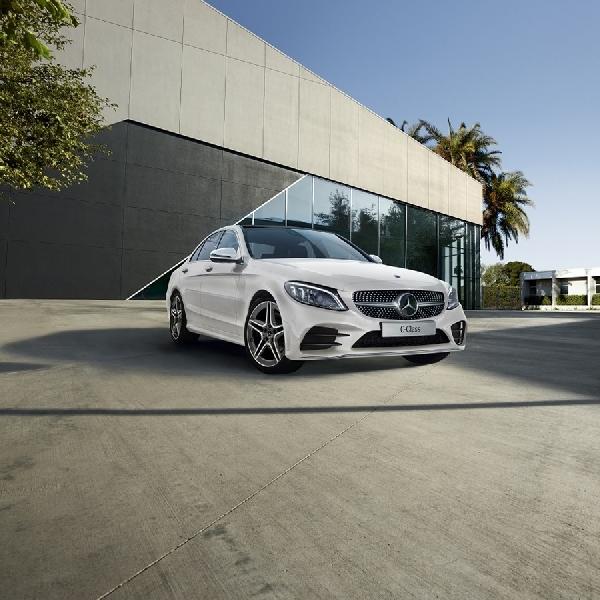 Mercedes-Benz Pertahankan Penjualan di Tengah Pandemi