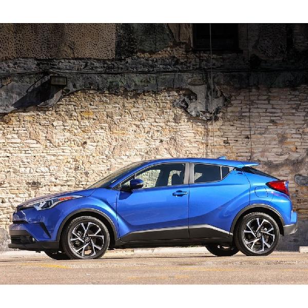 Toyota Amerika Hadirkan Varian Baru C-HR
