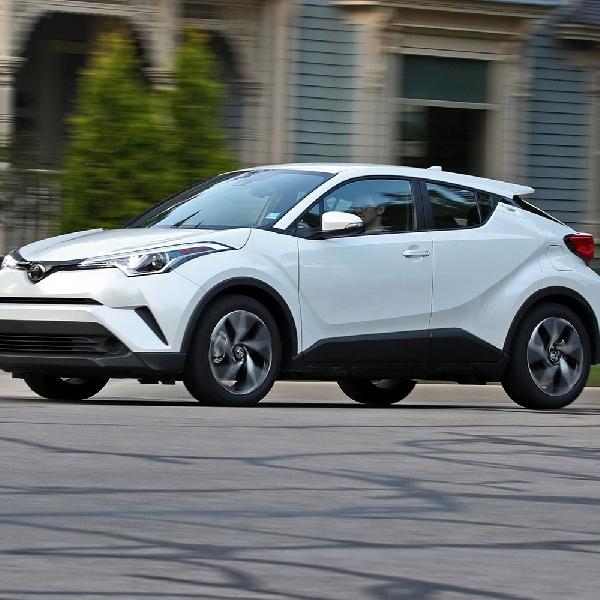 Meski Mahal, Toyota C-HR Tetap Diminati