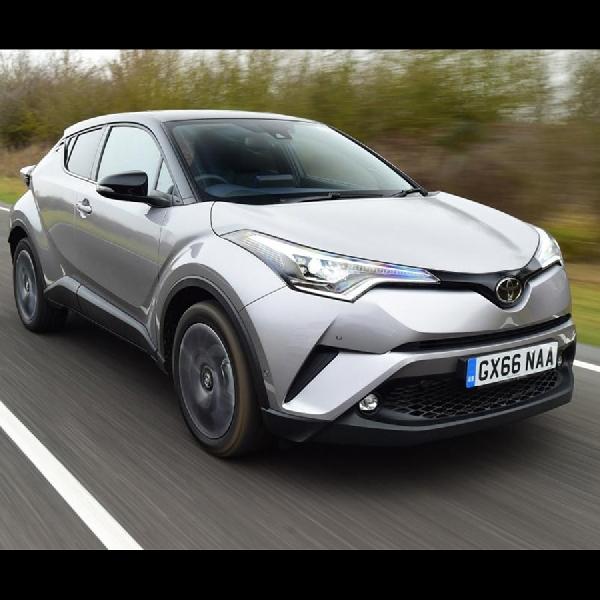 Toyota Mulai Terbuka Soal C-HR