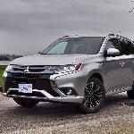 Mitsubishi Outlander PHEV Terjual 200 Ribu Unit