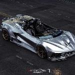 "Persis Ferrari Monza SP Amerika, Inilah C8 Corvette ""Competition Carbon"" Speedster"