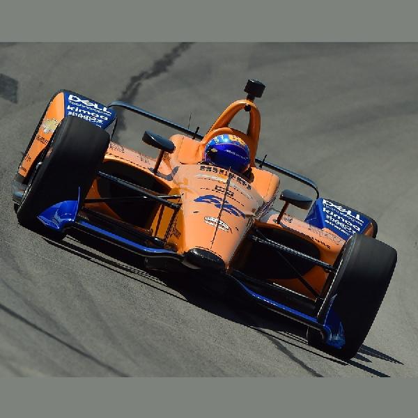 Alonso Kesampaian Juga Tes Mobil Indy Di Texas