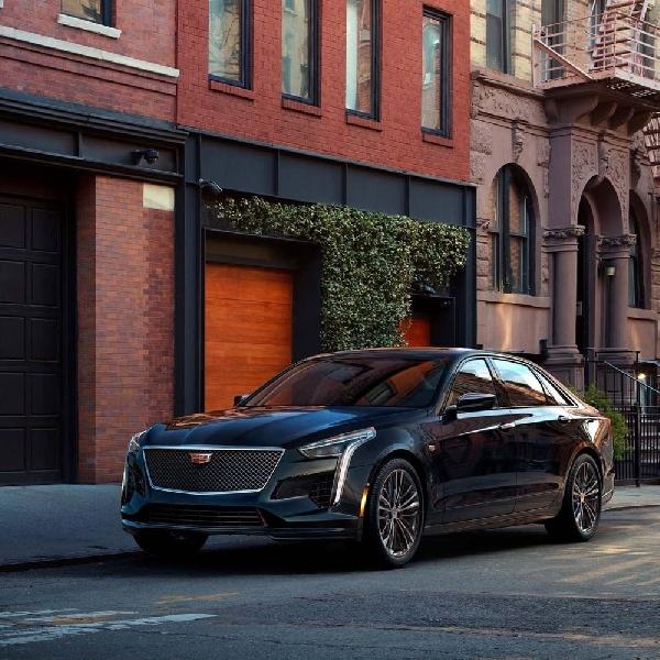 Cadillac Tertarik Lahirkan Mobil Full Elektrik