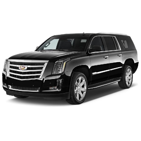Cadillac Escalade Panjang Ini Bisa Jadi Kantor Berjalan Anda