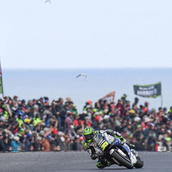 MotoGP: Kecelakaan di Phillip Island 2018 Menghantui Selama Setahun Crutchlow