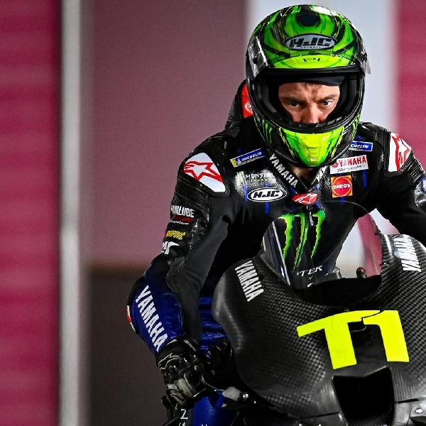 MotoGP: Cal Crutchlow Resmi Kembali Membalap di MotoGP Sebagai Pengganti Franco Morbidelli
