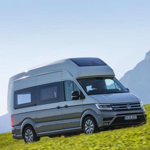 Volkswagen Kenalkan Van Mewah dengan Basis Crafter