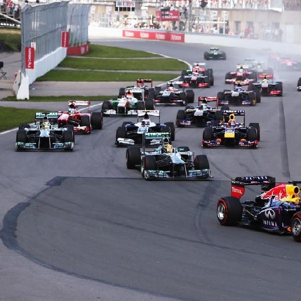 F1: Jadwal Seri Ketujuh Formula 1 GP Kanada