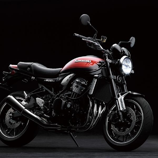 Kawasaki Rilis Moge Retro Z900RS