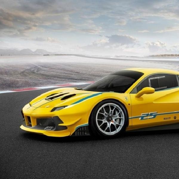 Ferrari GTO 488 Tidak Menggunakan Teknologi Hybrid