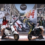 Bangkitkan Era Balap 60-an, Vespa Racing Sixties Diluncurkan