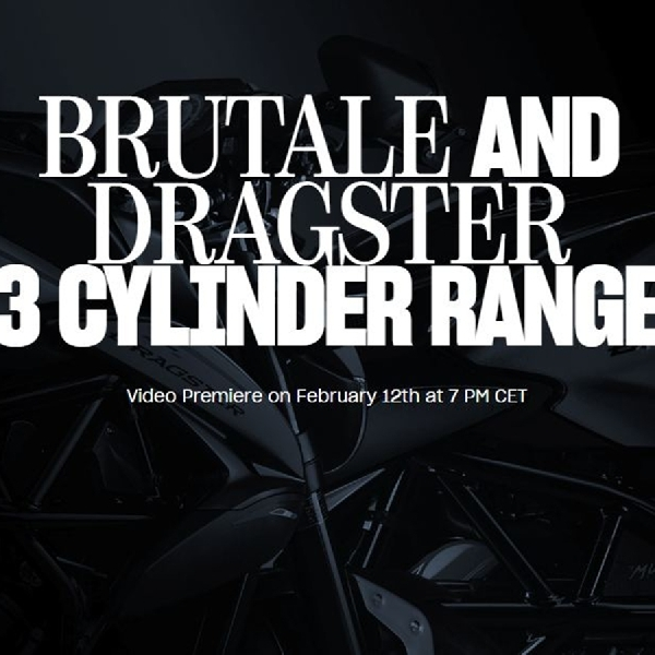 MV Agusta Brutale dan Dragster 2021 Segera Dirilis