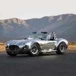 All-Aluminium 40th Anniversary Shelby Cobra Siap Raup Harga Tertinggi