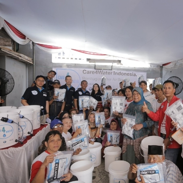 BMW Indonesia Laksanakan Care4Water