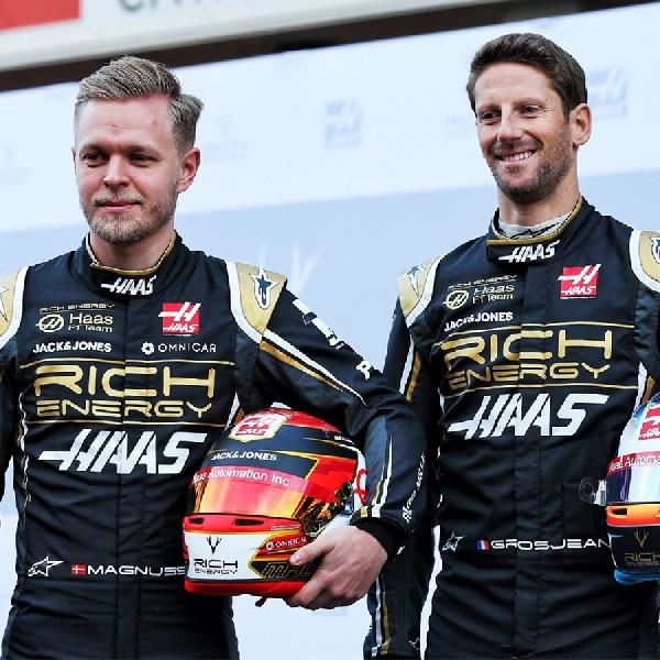 Cari Tandem Magnussen Untuk Musim Depan, Haas Sebutkan Tiga Kandidat