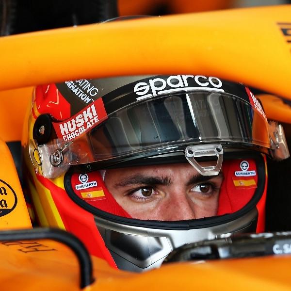 F1: Carlos Sainz Takut F1 Musim 2020 Dibatalkan