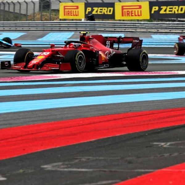 F1: Carlos Sainz Ungkap Kesalahan di Grand Prix Prancis F1