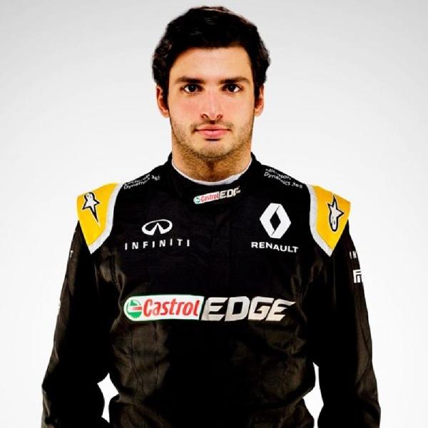 Renault Siapkan Kontrak Baru untuk Carlos Sainz