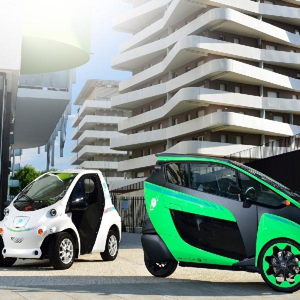 Kerjasama Dua Perusahaan Jepang Bangun Perusahaan Komponen Mobil Listrik