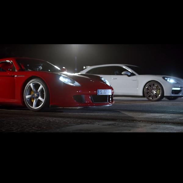 Lima Mobil Modern Motorsport Porsche Saling Beradu Cepat, Siapa Juaranya?
