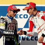 MotoGP: Casey Stoner Sarankan Valentino Rossi Pensiun Dari MotoGP?