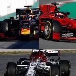 3 Tim Ini  Catatkan Waktu Tercepat di Uji Coba F1 Catalunya