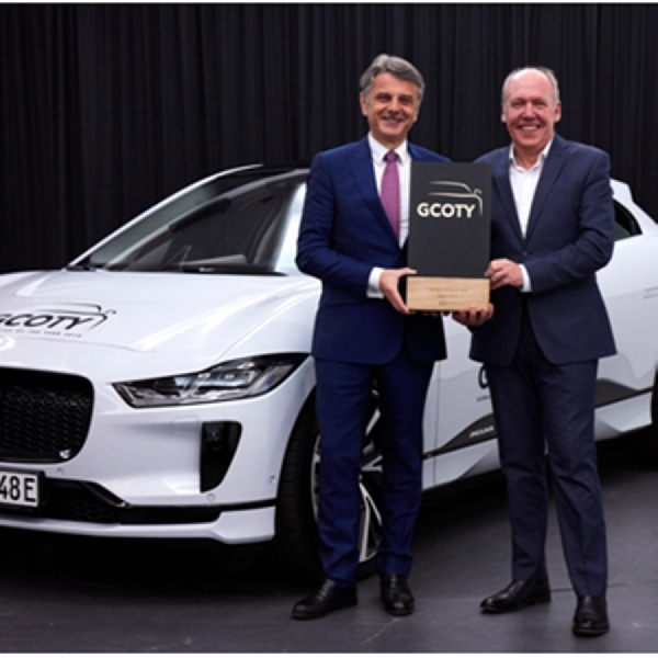 "Jaguar Electric I-Pace, Meraih Penghargaan Sebagai ""Car Of The Year"" Di Jerman"