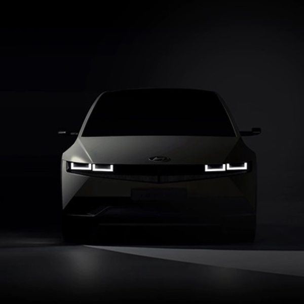 Gambar Penggoda Hyundai IONIQ 5, Kabin yang Sangat Luas