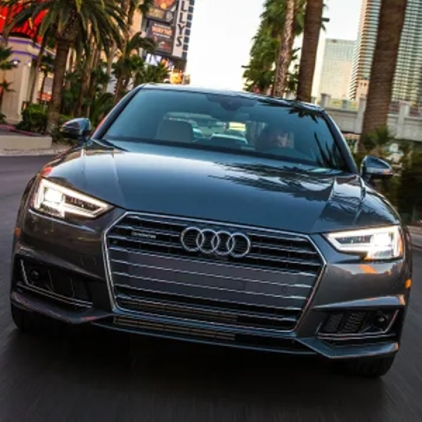 Teknologi V2I Untuk Pengendara Audi