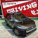 Toyota Resmi Luncurkan All New Corolla Cross di Indonesia