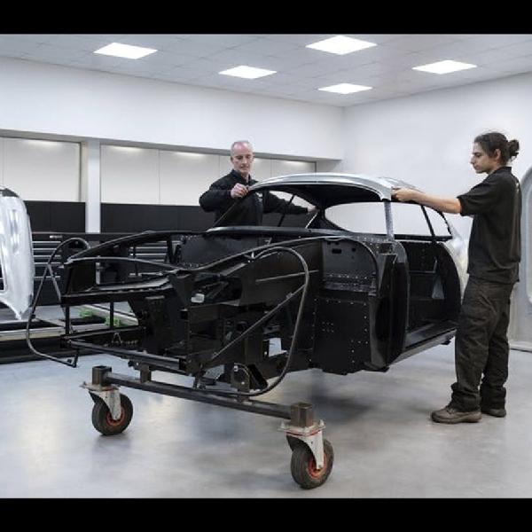 Aston Martin DB4 GT Kembali Diproduksi Zagato, Hanya 19 Unit