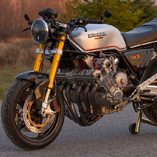 CB XXX, Honda CBX1000 Spesifikasi Tertinggi Dari DB Customs