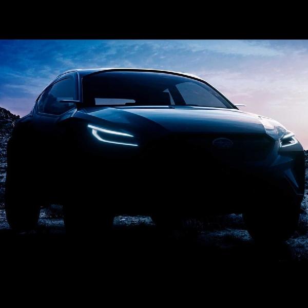Rilis SUV BRZ di 2020, Subaru Sadar Sedan Sports Mulai Tidak Menguntungkan