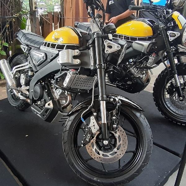 Customaxi Yamaha Siap Digelar di Medan