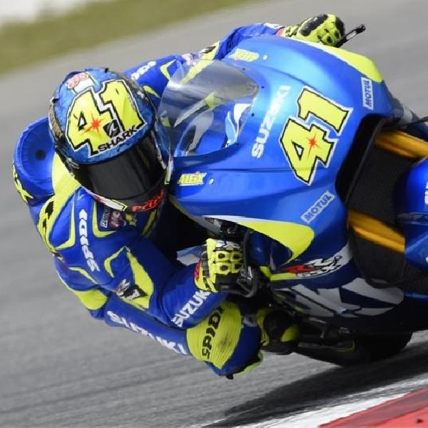 MotoGP: Cedera, Espargaro Dilarang Uji Motor di Sepang