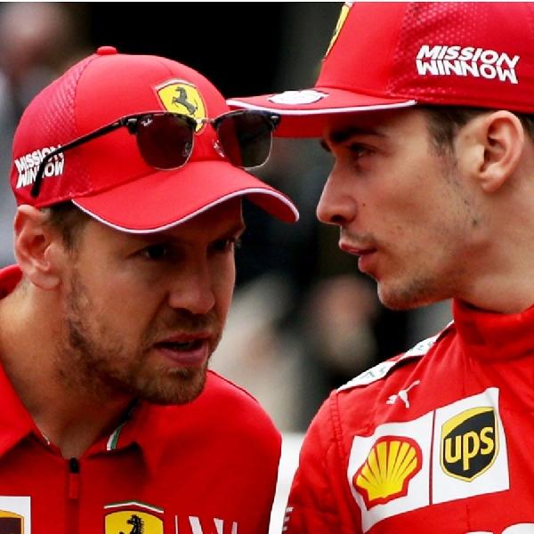 F1: Musim 2019 bagi Ferrari di Mata Leclerc