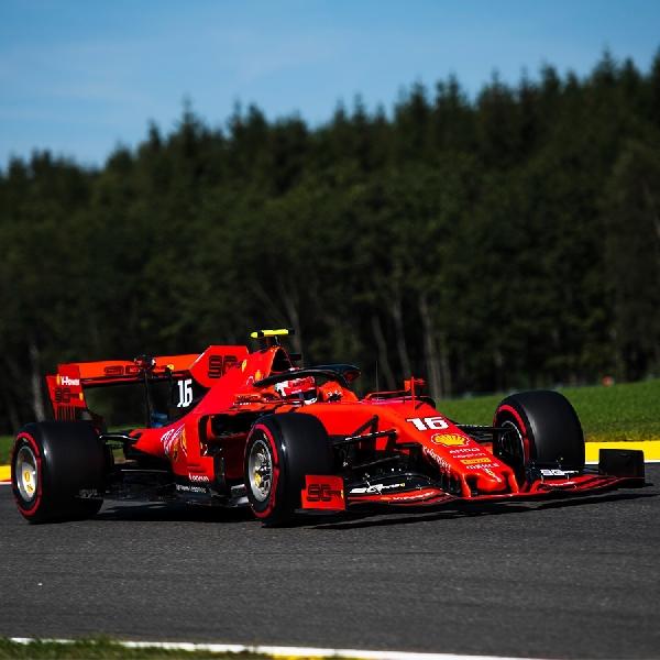 F1: Charles Leclerc Ingin Bangkit di Grand Prix Rusia