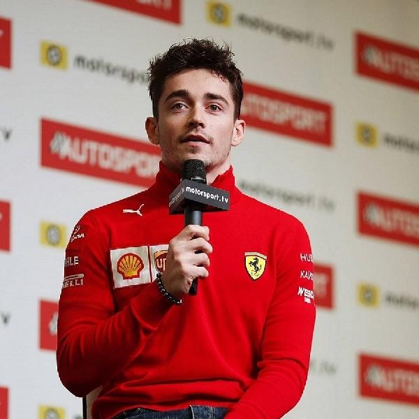 F1: Charles Leclerc Ungkap Schumacher Adalah Jagoannya di Formula 1