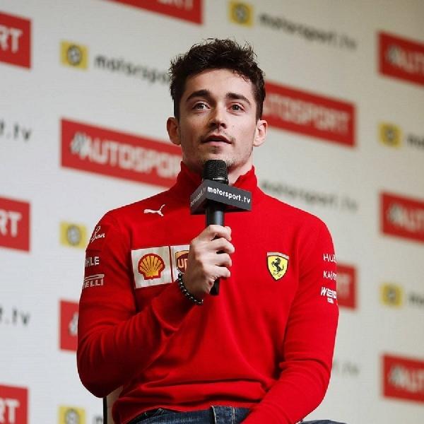 F1: Charles Leclerc Resmi Jadi Pembalap GP Virtual F1
