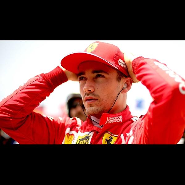F1: Charles Leclerc Ingin Mencoba MotoGP