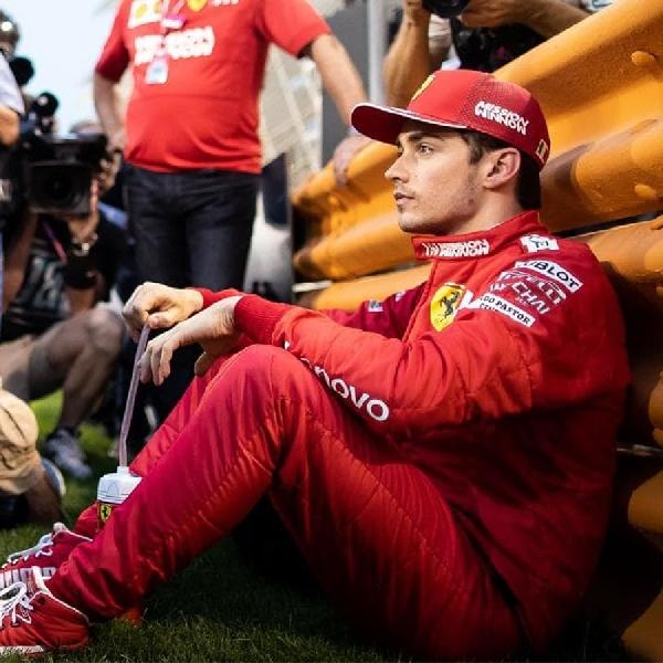 Charles Leclerc Siap Jadi Kandidat Juara Formula 1