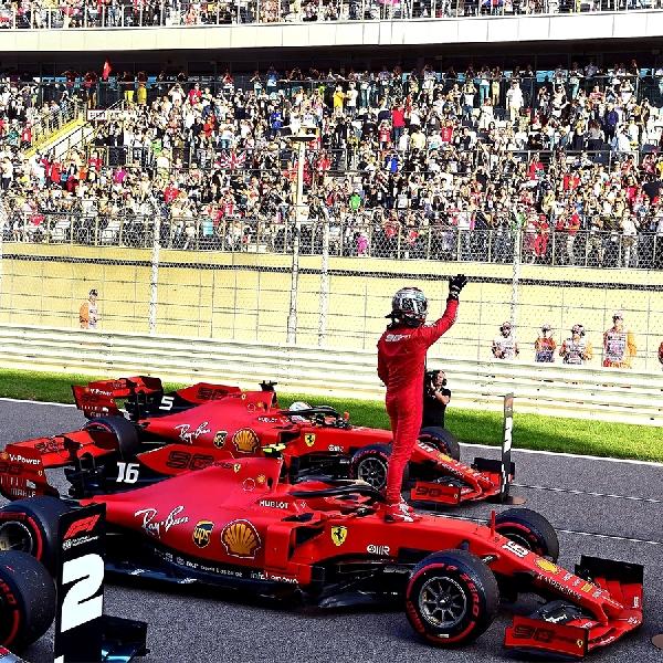 F1: Charles Leclerc Percaya Pada Sebastian Vettel
