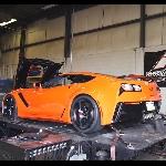 Chevy Corvette 2019 Dites Dyno, Tenaganya Lebih Jinak