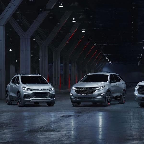 Chevrolet Perkenalkan Redline Special Editions