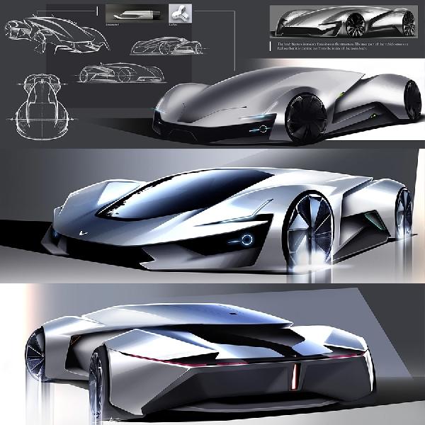 Rendering Supercar Corvette Tampilkan Pembaruan Besar