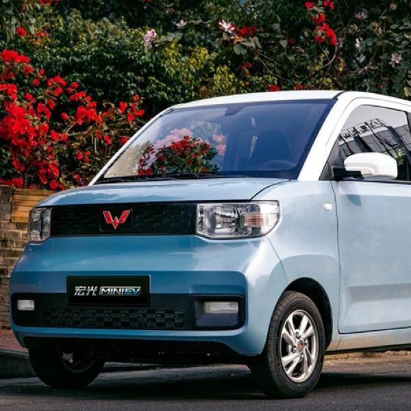 China Tampil Perkasa Dalam Penjualan Mini EV di Bulan November